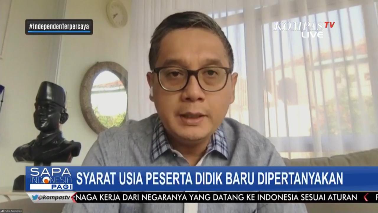 Evaluasi Syarat Usia dalam PPDB Online DKI Jakarta