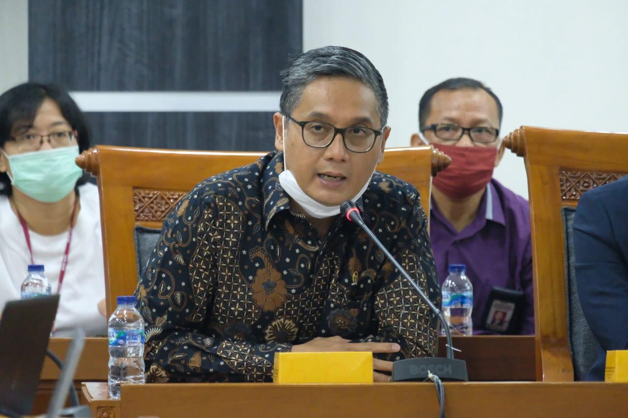 Audiensi Wali Murid yang Keberatan dengan PPDB DKI Jakarta