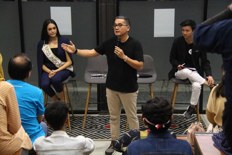 Putra Dukung Generasi Muda Berkiprah di Dunia Politik