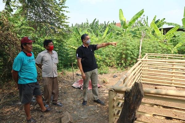 Kunjungan ke Tambak Lele di Cakung
