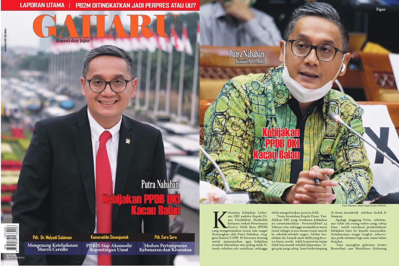 Kebijakan PPDB DKI Kacau Balau