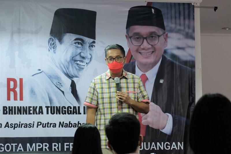 Generasi Muda Harus Terus Lestarikan Semangat Gotong Royong