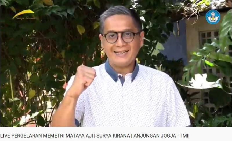 Putra Ajak Masyarakat Lestarikan Budaya & Tradisi Indonesia