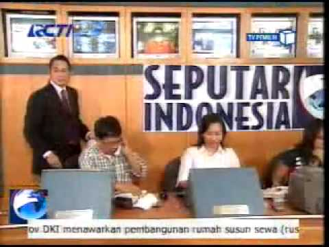 Seputar Indonesia New on Air Look 2009 RCTI