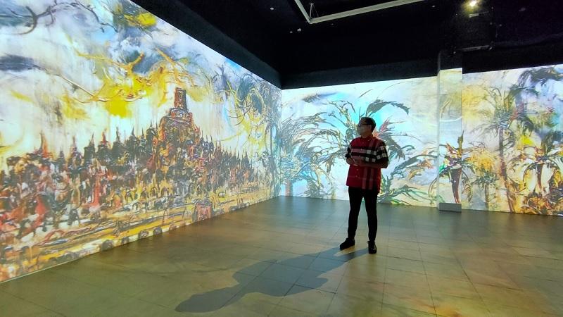 Pameran Seni Harus Menggeliat Kembali di Tengah Pandemi