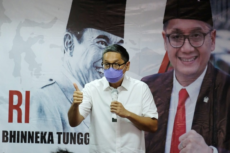 Gotong Royong Bung Karno Bentengi Diri dari Ideologi Asing
