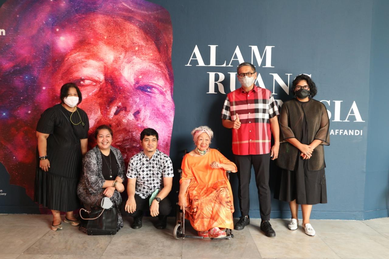 Pameran Temporer Galeri Nasional Indonesia, November 2020