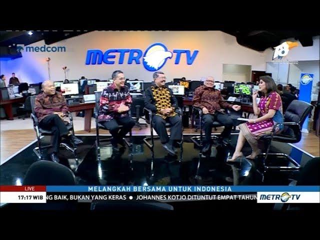 Kilas Balik Bersama Pemimpin Redaksi Metro TV