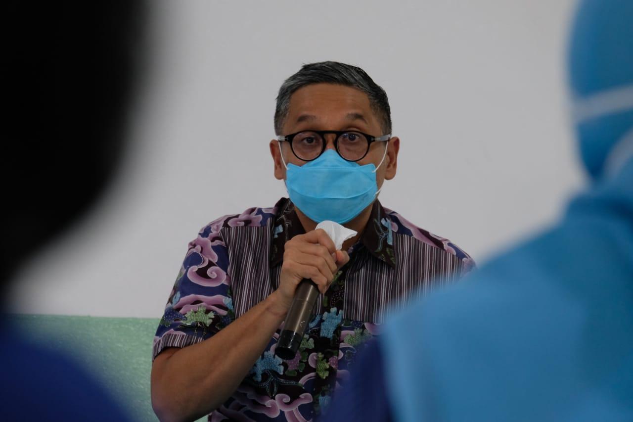 Kunjungan di Universitas Respati Indonesia, Desember 2020