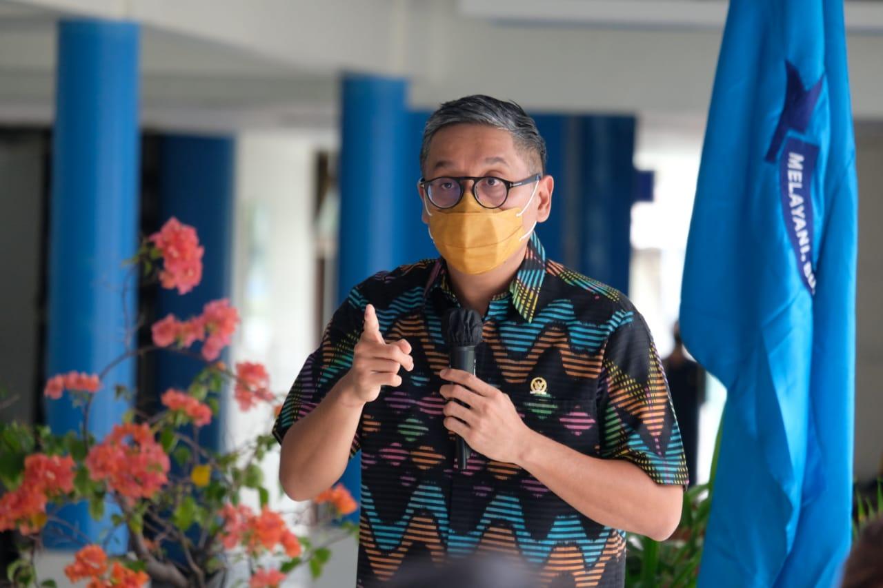Kunjungan ke Universitas Kristen Indonesia, Desember 2020