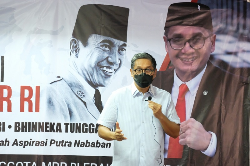 Putra: Bung Karno & Jokowi Buktikan Watak Persatuan Bangsa