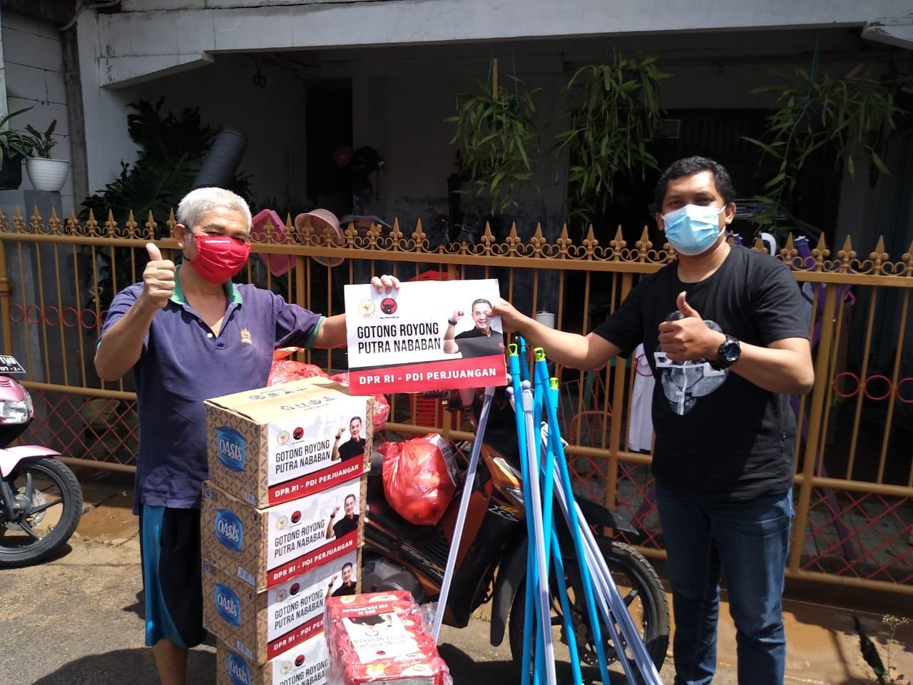 Bantuan Tahap II untuk Korban Banjir Jakarta Timur