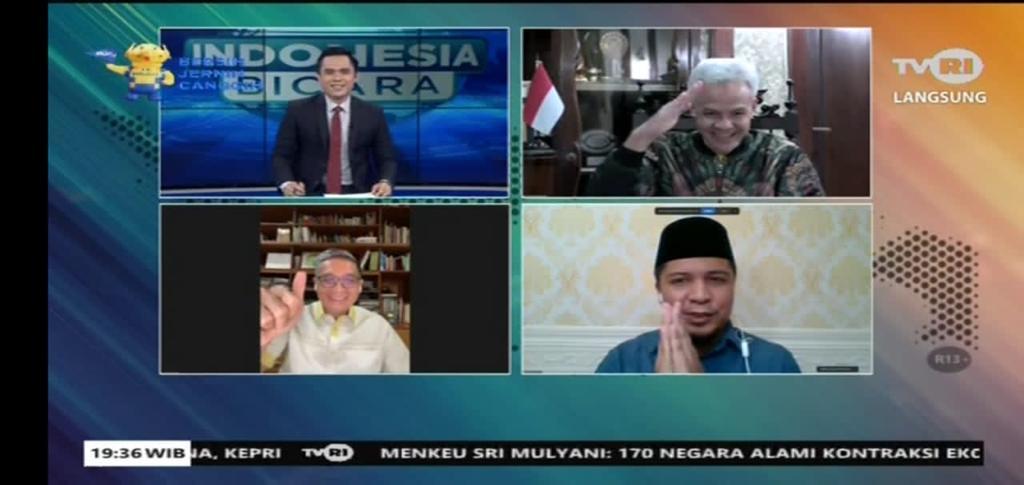 Dialog Indonesia Bicara TVRI