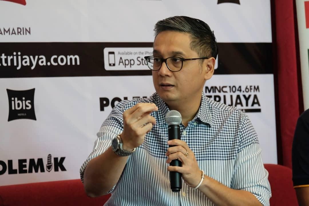 Acara Polemik MNC Trijaya bertajuk 'Merdeka Belajar Merdeka UN!'
