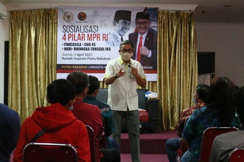 Putra: Bukan Karena Mayoritas, Indonesia Ada Dari Perbedaan