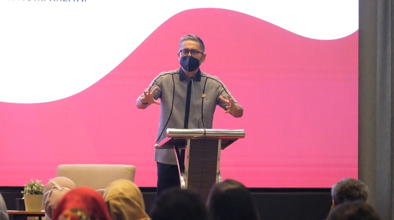 Peluang Emas! Putra Pacu Jakarta Timur Juara Ekonomi Kreatif