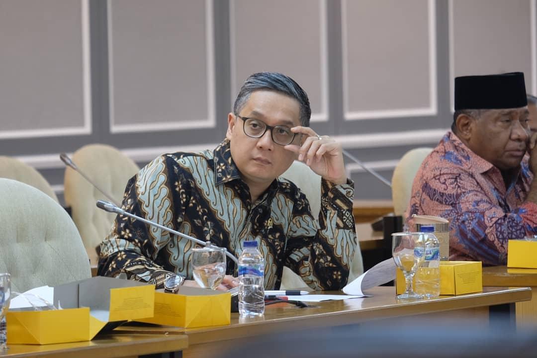 Rapat Baleg DPR RI terkait Jadwal Masa Sidang II 2019-2020