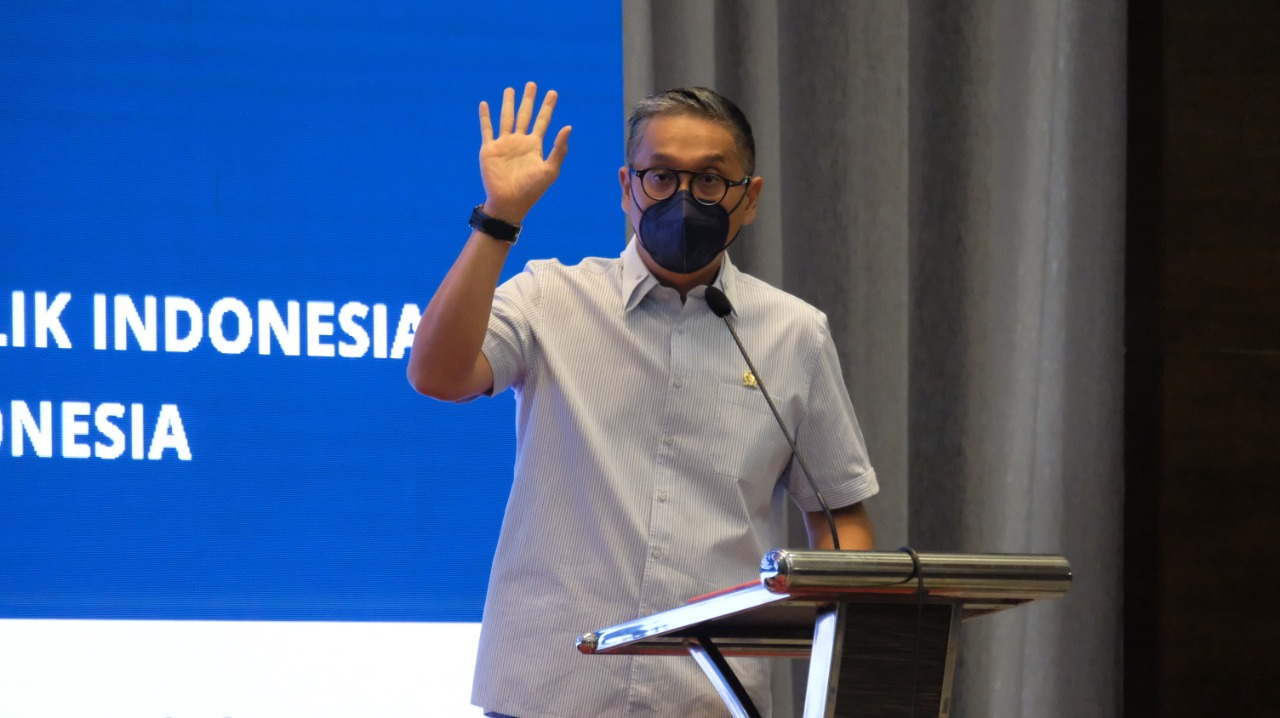 Bimtek Strategi Branding Media Digital, 28 April 2021