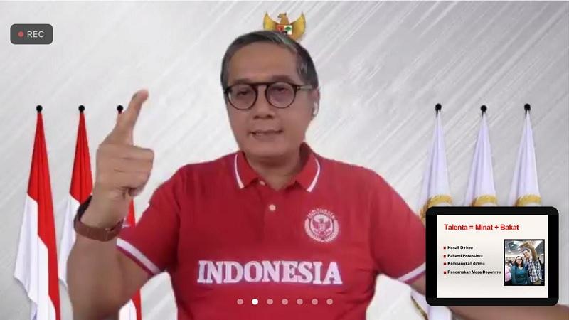 Kuliah Kewirausahaan Pemuda Universitas Bung Karno